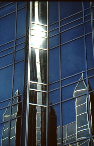 PPG Building, Pittsburgh (imagen digital de diapositiva) 2009
