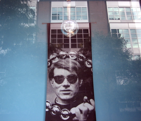 Warhol Museum, Pittsburgh PA. Photo by Luis Jimenez-Ridruejo.