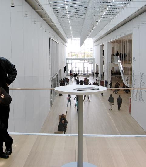 luis Jimenez-Ridruejo, Art Institute of Chicago