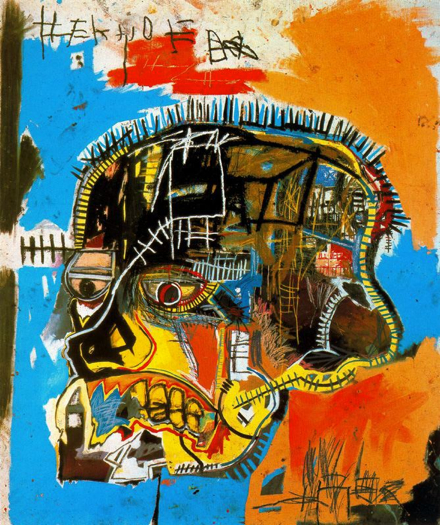 "Basquiat: ""Créase o no, realmente soy capaz de dibujar"""