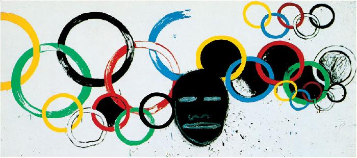 "Basquiat: ""No soy un artista negro, soy un artista."""